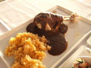 Mole mexicano