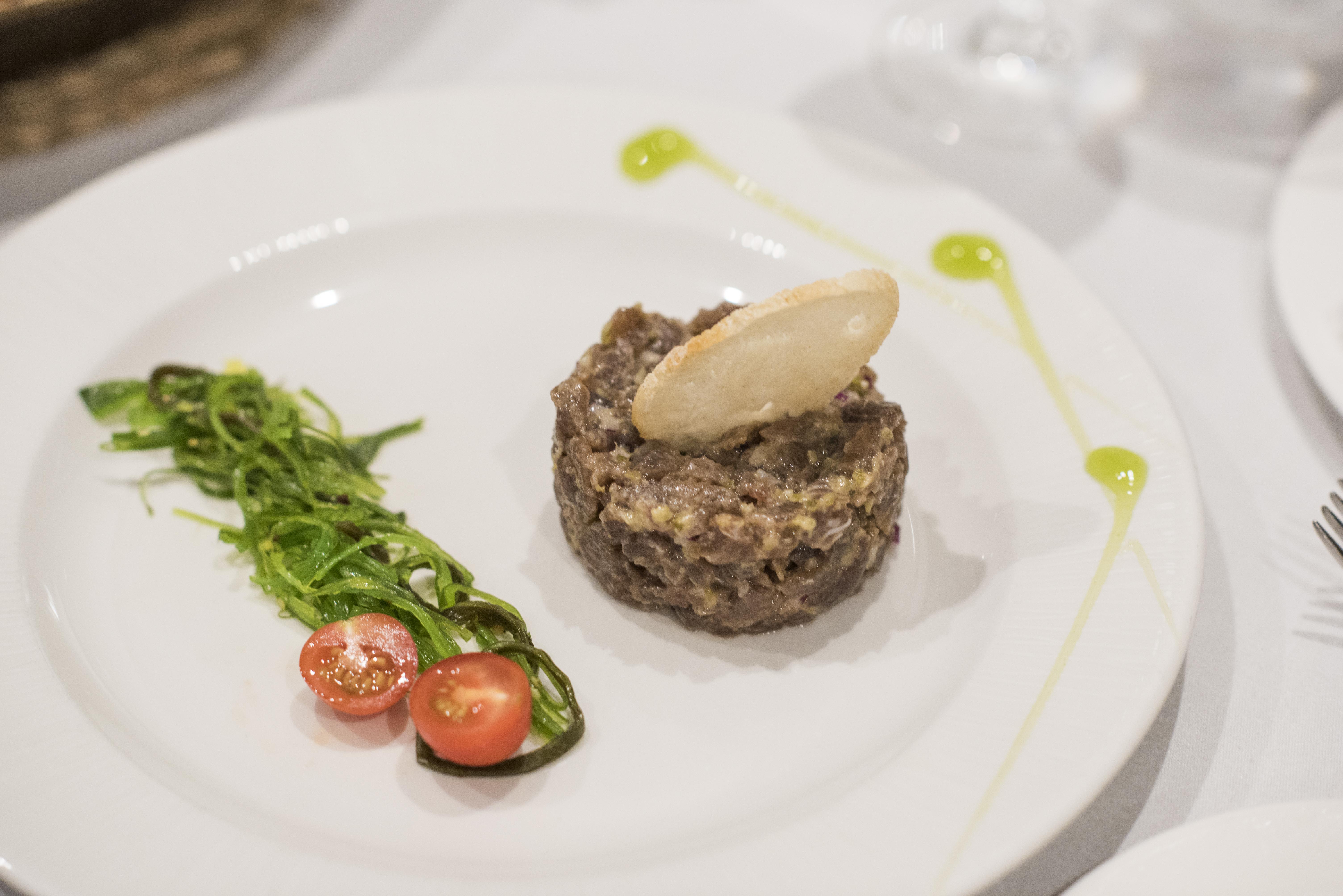 Filete tártaro
